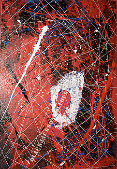 Bloody Synapse by Greg Pitts