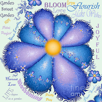 Bloom Love Grow by Kimberly Hansen
