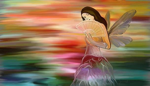 Blooming Angel by Deborah Rosier