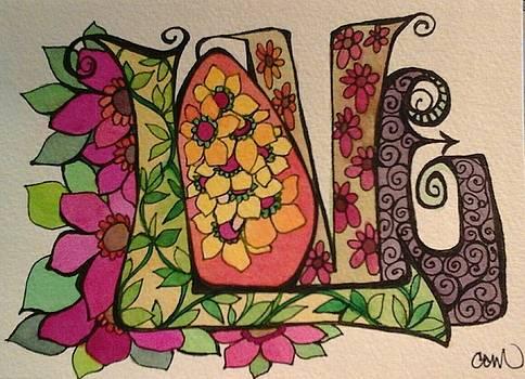 Blooming Love by Claudia Cole Meek