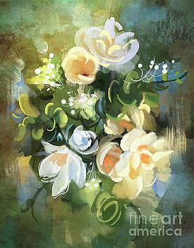 Blooming by Tithi Luadthong