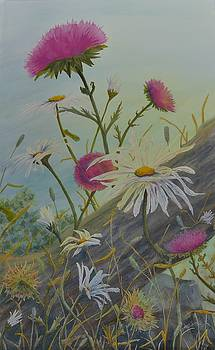 Bloommates by Lisa Gibson Art