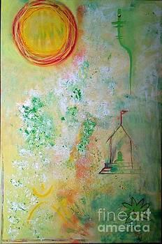 Blooms  by Anupam Gupta