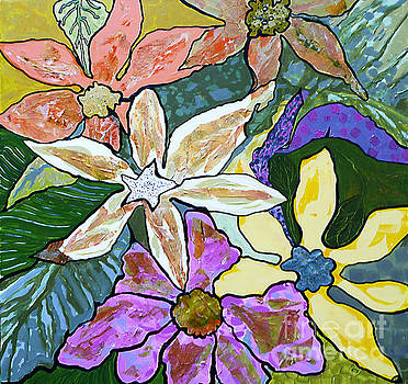 Blooms by Marilyn Brooks