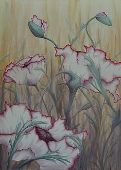 Blooms of Joy by Lisa Gibson Art