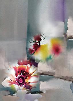 Blooms R by Anil Nene