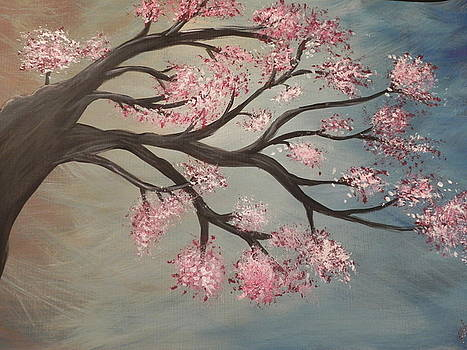 Patti Spires Hamilton - Blossom