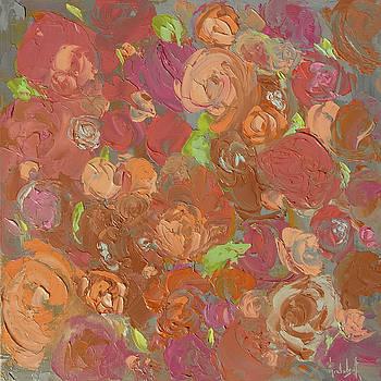 Blossom Petals by Barbara Andolsek