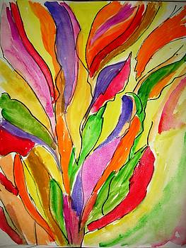 Blossom.... by Sonali Singh