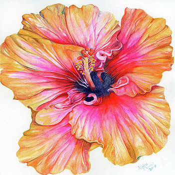 Blossomed by Nadine Dennis