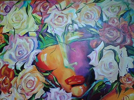 Blossoming by Heather Roddy