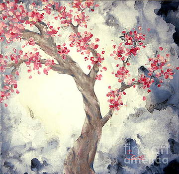 Blossoms 2 by Shiela Gosselin