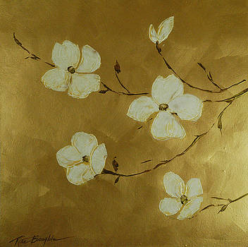 Blossoms I by Rita   Broughton