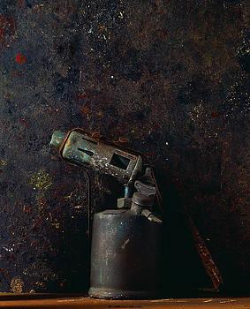 Blow Lamp by Steve Bisgrove