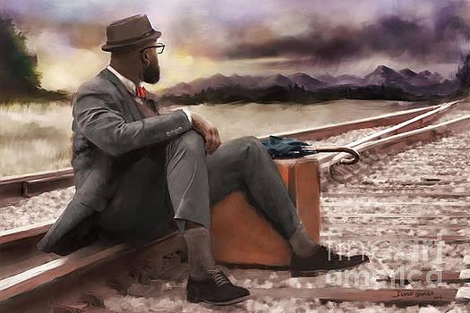 Blowin' In The Wind by Dwayne Glapion