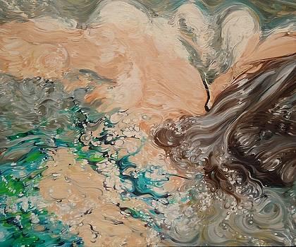 Blowing Bubbles by Bridget Bruneau