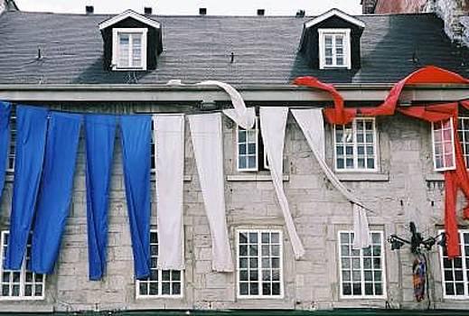 Blowing In The Wind by Judy Kramer
