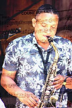 Bob Hislop - Blowing the Blues in Boquete