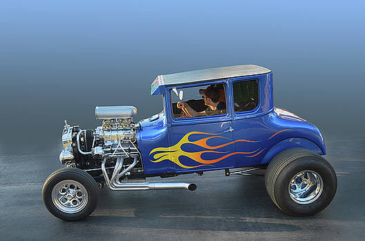 Blown T Coupe by Bill Dutting