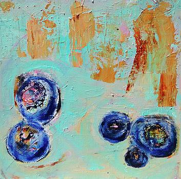 Bluberries by Jenn Ashton