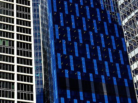 Mihai Florea - Blue abstract