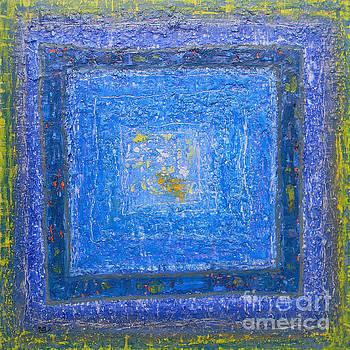 Blue by Adel Nemeth