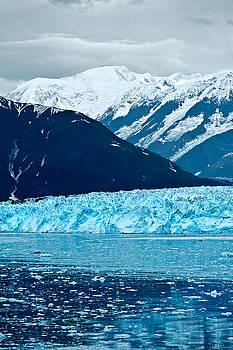 Blue Alaska by Don Mennig