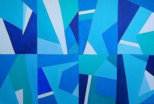 Blue Alert Grande by Dick Sauer