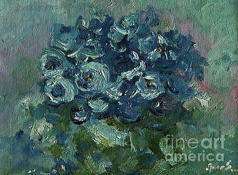 Blue by Amalia Suruceanu