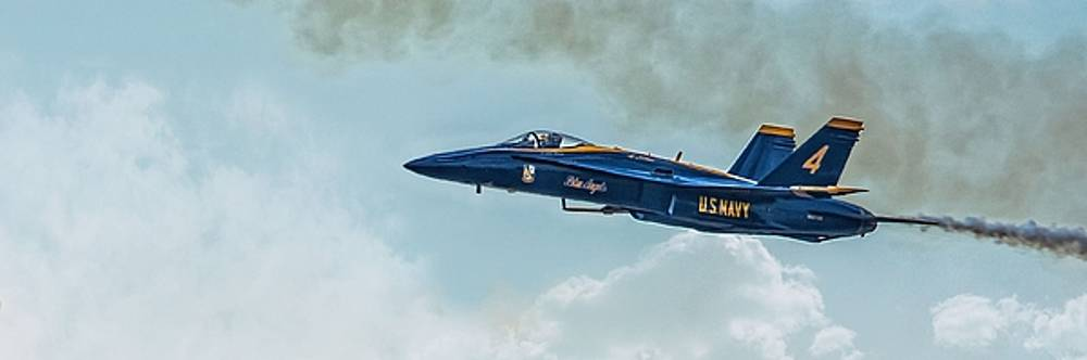 Robert Hayes - Blue Angel 4 At 600 Miles Per Hour