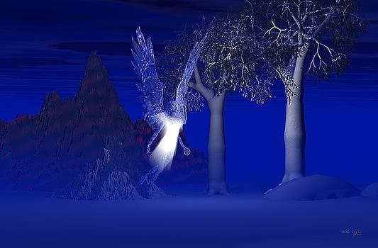 Blue Angel by Deleas Kilgore