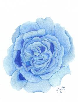 Blue Angel by Dusty Reed