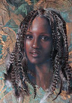 Blue Angel by Gary Williams