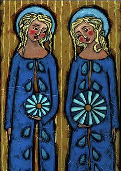 Blue Angels by Julie-Ann Bowden