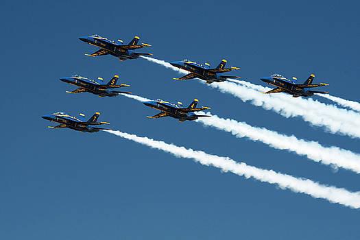 Blue Angels Spearhead by Gej Jones
