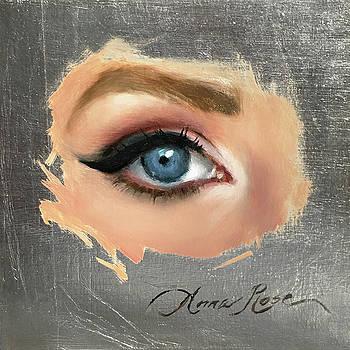 Blue by Anna Rose Bain