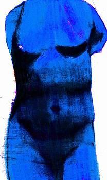 Blue Aphrodite by Jennifer Ott