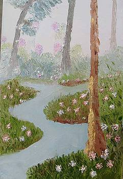 Blue Bayou by Theresa Blosser