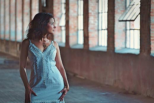 Blue Beauty by Stacy Burk