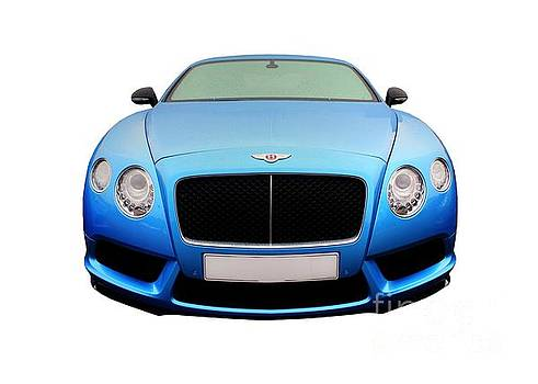 Blue Bentley by Vicki Spindler
