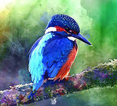 Blue Bird Blues by Marvin Blaine