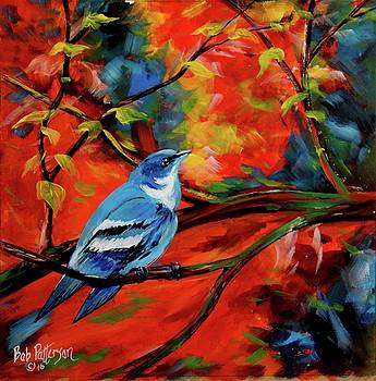 Blue Bird by Bob Patterson