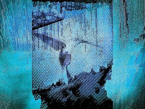 Blue Bird by Cooky Goldblatt