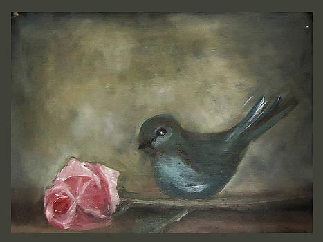 Blue Bird by Rena Buford