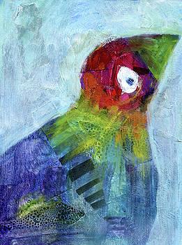 Blue Birdy by Susan Porter