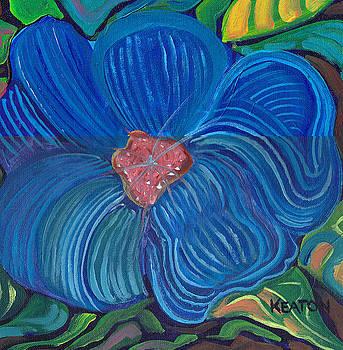 Blue Blilliance by John Keaton