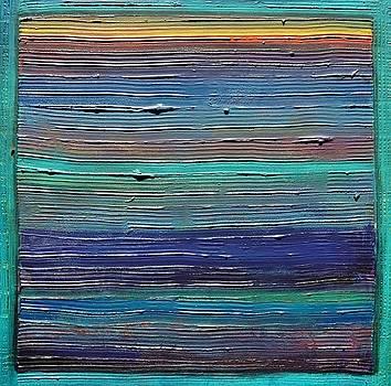 Blue Bobbie by Lisa Kaye