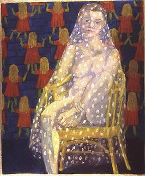 Blue Bride by Bert Menco
