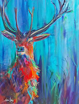 Blue Buck by Karen Ahuja