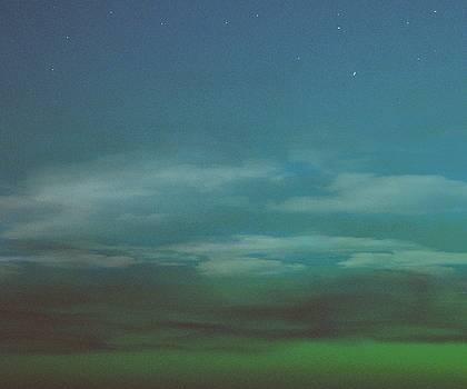 Blue calm by Josh Chew